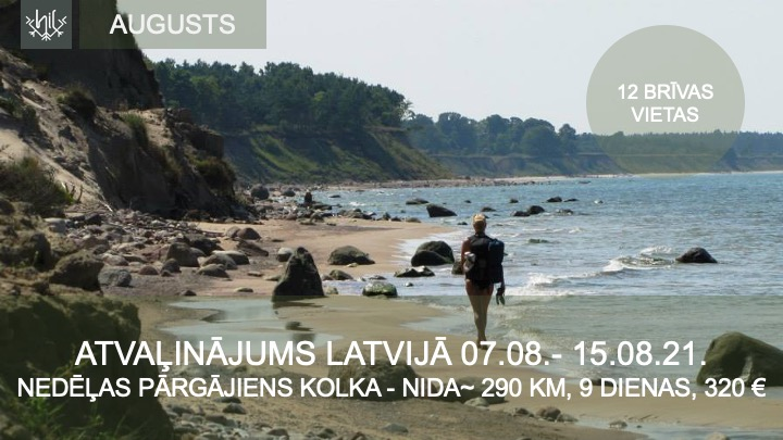 Atvaļinājums Latvijā